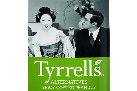 Tyrrells Spicy Peanuts Rumsfeld