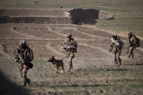 France Afghanistan