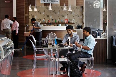 India Starbucks