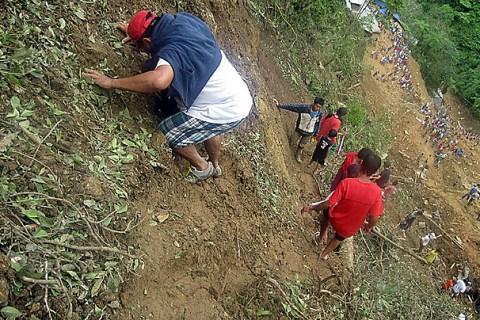 Mindanao Landslide