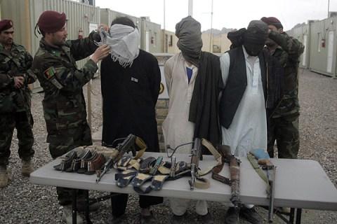 NATO Taliban