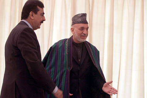 Pakistan / Afghanistan