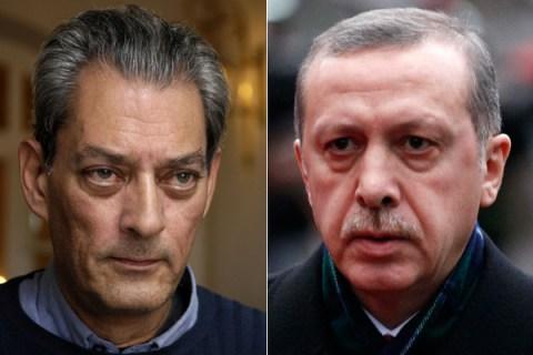 auster erdogan