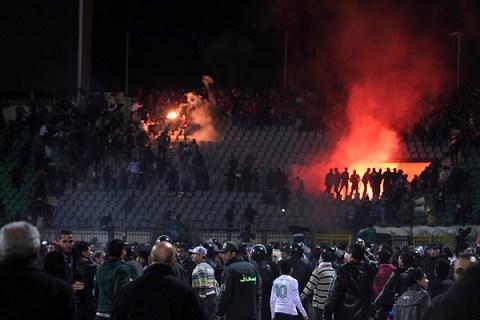 Soccer Riot in Egypt Kills More than 70