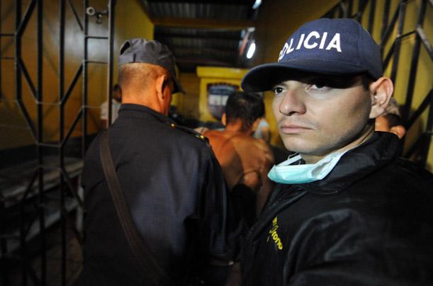 Prison Fire in Honduras Leaves Hundreds Dead