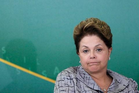 Brazil's President Rousseff