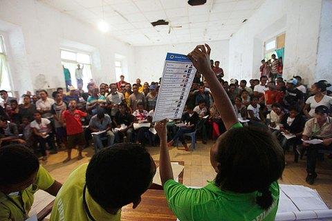 East Timor election