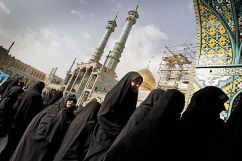 APTOPIX Mideast Iran Elections
