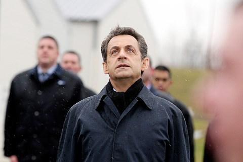 FranceÕs incumbent president and UMP rul