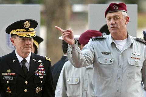 Israel 's Chief of Staff Lieutenant Benn