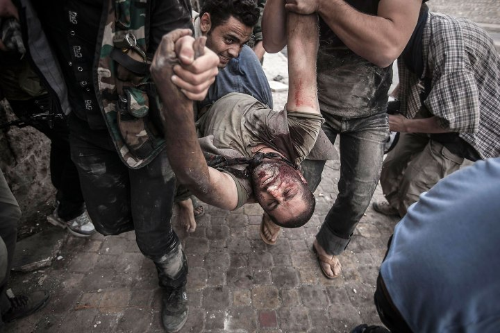 Chaos and Killing in Syria: Photos of a Slow-Motion Civil War