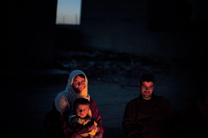 Mideast Syria Kurds
