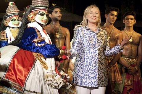 Clinton India