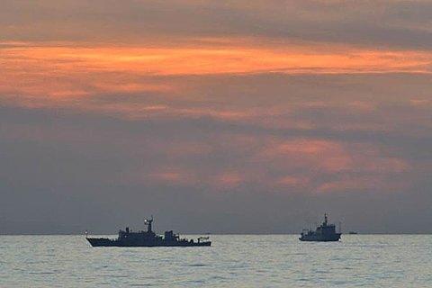Chinese Surveillance Ships