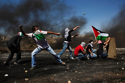 Nakba Day Clashes