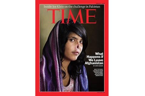 TIME Aug. 1, 2010 Aisha