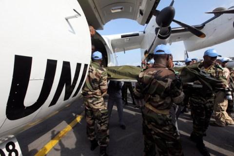 Ivory Coast UN