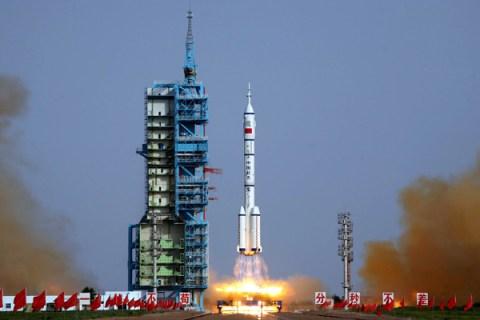 The Shenzhou-9 -- China's fourth manned