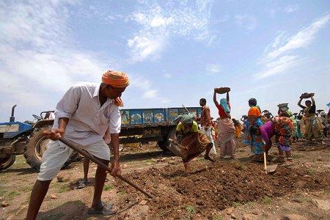India NREGS