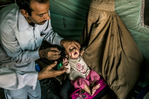 The Battle To Eradicate Polio In Pakistan