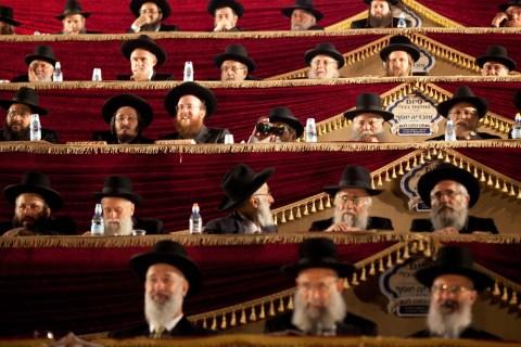 Orthodox Jews Celebrate Siyum Hashas