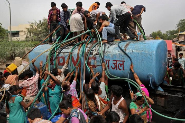New Delhi Water Shortage