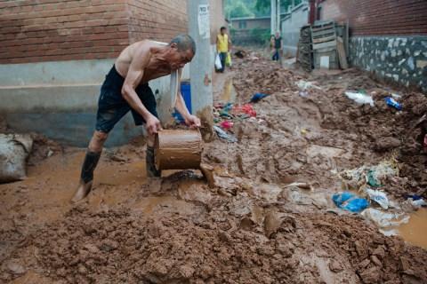 Beijing Flood