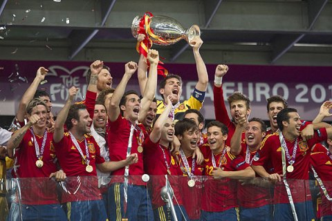 Spain Wins