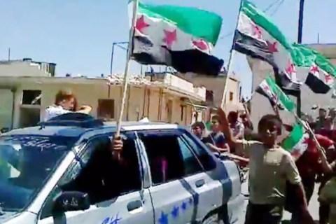 Syria-Celebration
