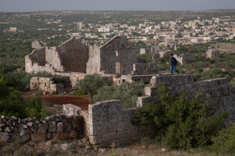 Syria Dead Cities