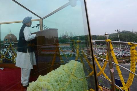Indian Prime Minister Manmohan Singh del