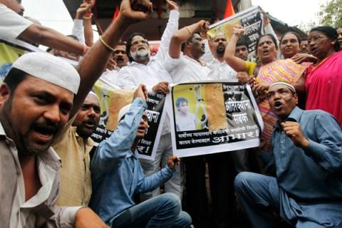 India Mumbai Attacks