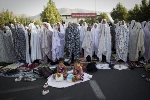 IRAN-ISLAM-RAMADAN-EID