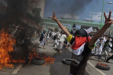 Yemenis Denounce 'Innocence of Muslims' Film