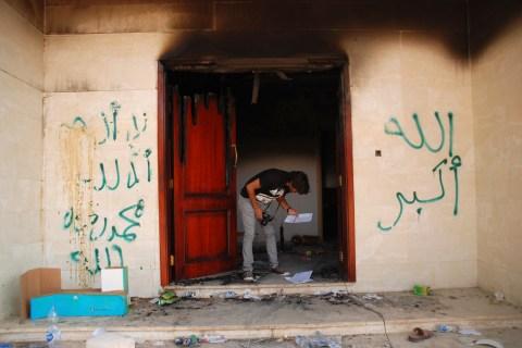 APTOPIX Mideast Libya US Prophet Film