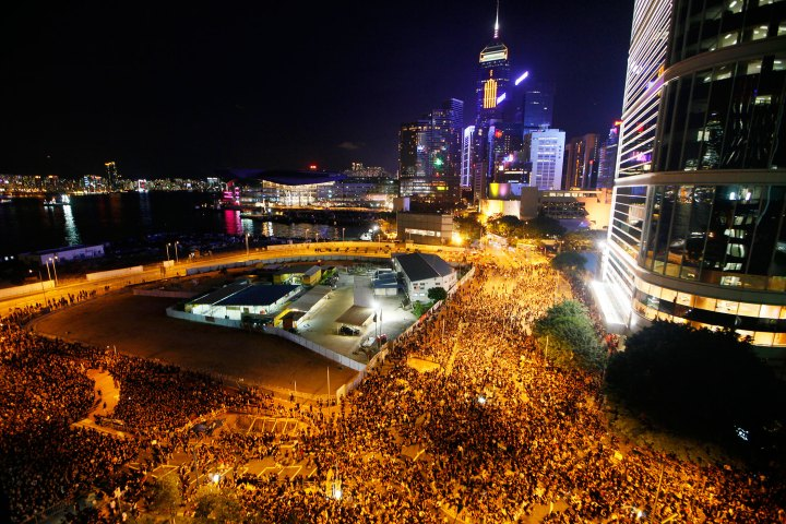 Wave of Protests