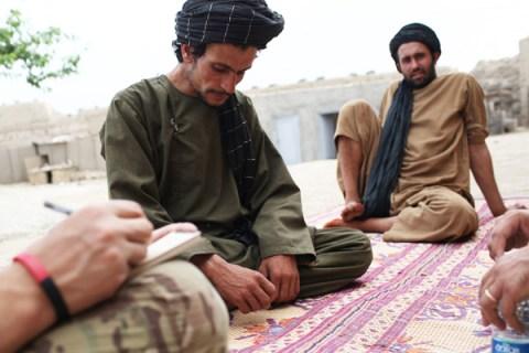Afghanistan: Insider killings story