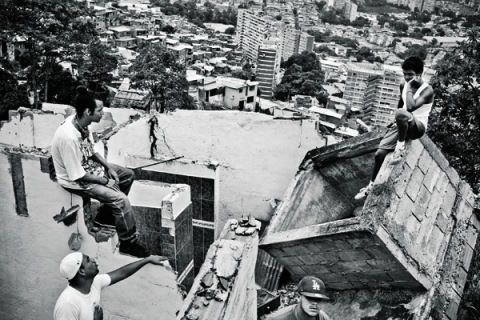 Catia, a barrio often ravaged by flooding