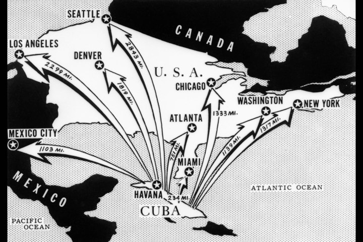 50th Anniversary Cuban Missile Crisis