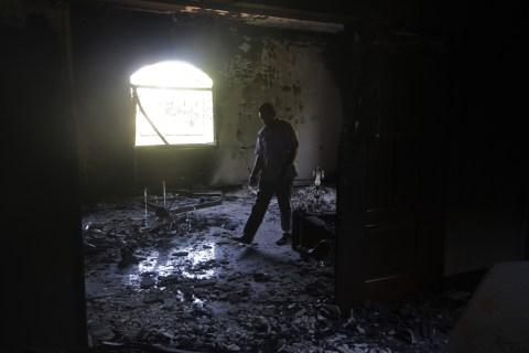 LIBYA-US-UNREST-BENGHAZI