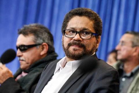 FARC's Iván Márquez