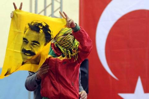 Where Turkey is Already at War.