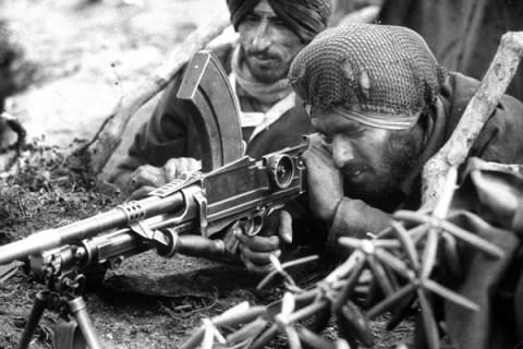 The Sino-Indian War