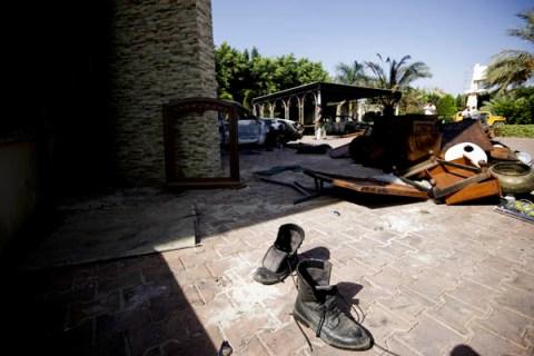 Libya Political Turmoil