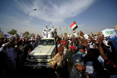 Sudan's President Bashir