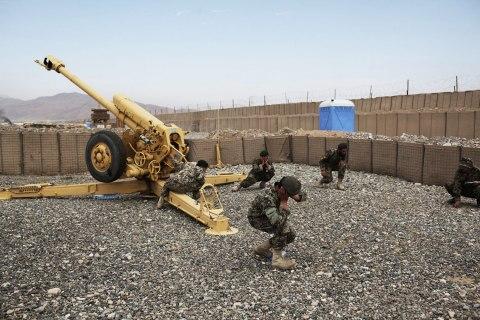 Afghan Artillery Story