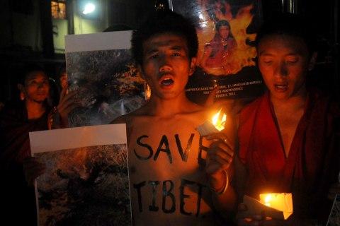Tibetans