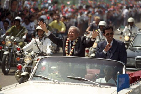 Former Cambodian King Norodom Sihanouk Has Died Aged 89
