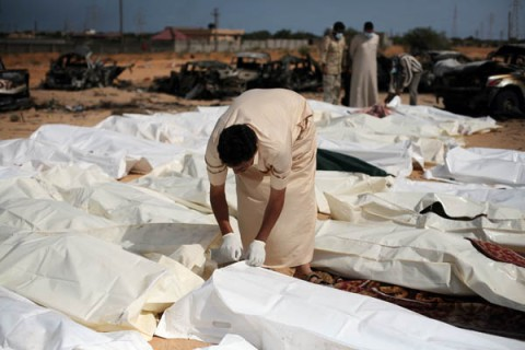 GADDAFI one year on: What really happened on Oct 20 2011?