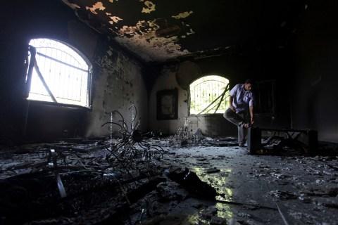 Libya Consulate Attack